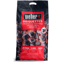 Weber Briketts
