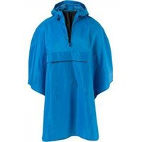 AGU Grant Poncho Blauw One Size