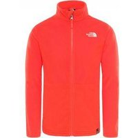 The North Face Snow Quest Full Zip Vest Junior Donkerrood