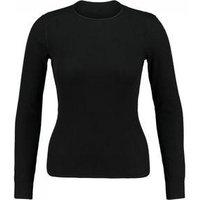 Odlo Shirt Lange Mouwen crew neck Warm Zwart