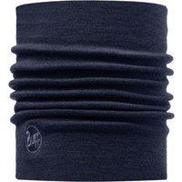 Merino Wool Thermal Neckwarmer Buff Blauw