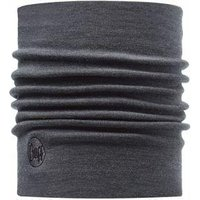 Merino Wool Thermal Neckwarmer Buff Grijs