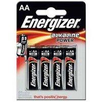 Energizer+ Batterij Lr6 Aa 4st