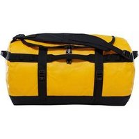 The North Face Base Camp Duffel S summit gold-tnf black Weekendtas