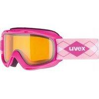 Uvex Slider Pink-Lasergold Lite Clear