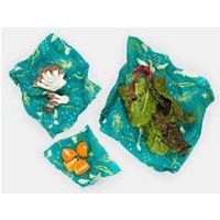 Bee's Wrap 3-pack Assorted Ocean small-medium-large