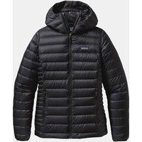 Patagonia Down Sweater Hoodie Dames Moncler jas (zwart) L
