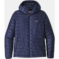 Patagonia Down Sweater Hoodie Jas Marineblauw