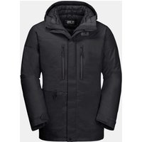 Jack Wolfskin North Ice Parka Zwart