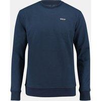 Patagonia P 6 Label Uprisal Crew Shirt Marineblauw