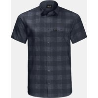 Jack Wolfskin Highlands Shirt Donkerblauw-Geschakeerd