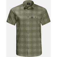 Jack Wolfskin Highlands Shirt Groen-Geschakeerd