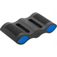 nyne Bluetooth, Kabelgebonden speaker Zwart-blauw