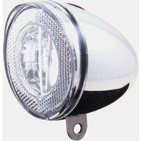 Cordo LED Koplamp Swingo Zwart Incl. Batterij Zilver
