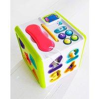 Electronic Puzzle Box.