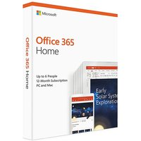 Microsoft Office 365 Home (12-months).