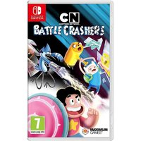 CN Battle Crashers - Switch