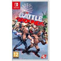 WWE 2K Battlegrounds (Switch).