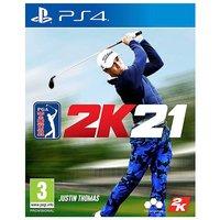 PGA Tour 2K21 (PS4).