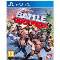 WWE 2K Battlegrounds (PS4).