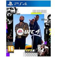 UFC 4 (PS4).