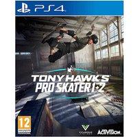 Tony Hawk Pro Skater 1+2 (PS4).