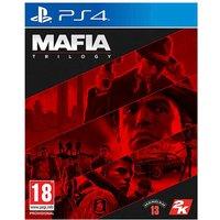 Mafia: Trilogy (PS4).