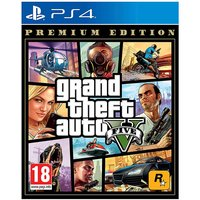 Grand Theft Auto V Premium Edition (PS4)