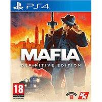 Mafia: Definitive Edition (PS4).