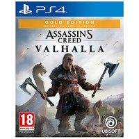 Assassins Creed Valhalla Gold Ed (PS4)