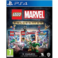 Lego Marvel Collection (PS4).