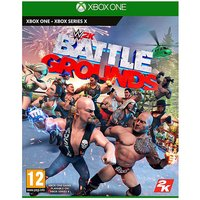 WWE 2K Battlegrounds (Xbox One).