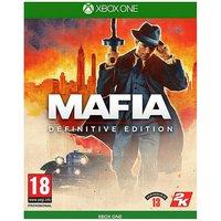Mafia: Definitive Edition (Xbox One).