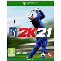 PGA Tour 2K21 (Xbox One).