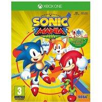 Sonic Mania Plus (Xbox One).