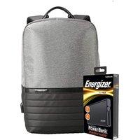 Energizer Power Bank Laptop Bag.