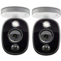 Swann Sensor Warning Light CCTV - 2 Pack.