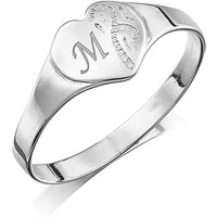Personalised Child's Signet Ring at Fashion World Catalogue