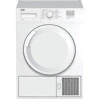 BEKO 7KG Condenser Tumble Dryer White