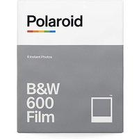 Polaroid B&W Film for 600.