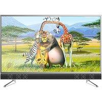 Cello 50 4K Smart TV Soundbar + Install