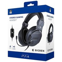 PS4 Official Stereo Gaming Headset Titan.
