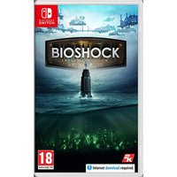 BioShock The Collection Nintendo Switch.
