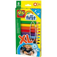 Children's My First Coloured Pencils Set.