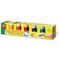 Children's Trendy Textile Paint Set x 6.
