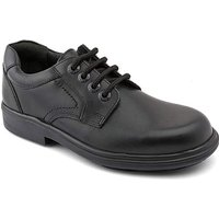 Start-rite Isaac Black Leather Fit F