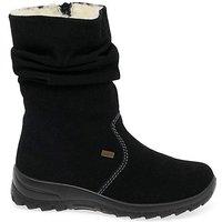 Rieker Shelby Womens Standard Warm Boots.