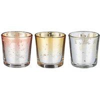 Set of 3 Neroli and Jasmine Candles.