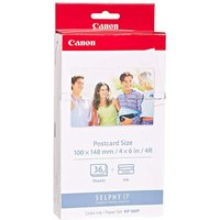 Canon KP-36IP Ink/Paper.