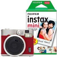Fujifilm Instax Mini 90 Camera Bundle.